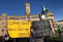 Climate Change A Human Rights Issue